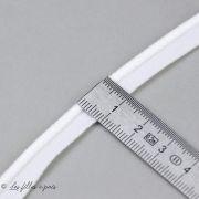 Passepoil élastique uni  - 10mm - largeur