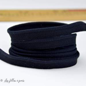 Passepoil élastique uni - 10mm - 1