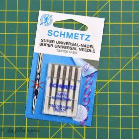 Aiguilles super universal machine à coudre - Schmetz ® - taille 80