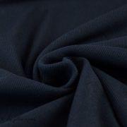 Bord côte jersey cote plat - 25cmx110cm - Oeko-Tex ®