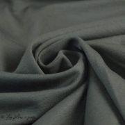 Tissu jersey punto di milano coton uni Autres marques - 42