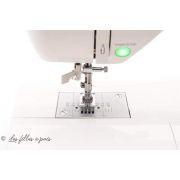 Machine à coudre électronique JAGUAR 596 - Pied de biche en enfile aiguile