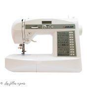 Machine à coudre électronique domestique JAGUAR 596