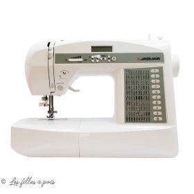 Machine à coudre électronique JAGUAR 596 - vue de face