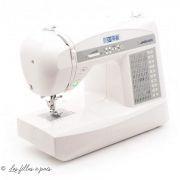 Machine à coudre électronique JAGUAR 596 - vue générale