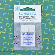 Aiguilles SCHMETZ® Wing lancéolée ou à jour 100/16