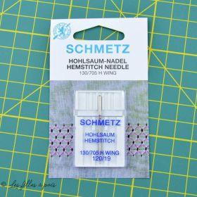 Aiguilles Wing lancéolée ou à jour machine à coudre - Schmetz ® SCHMETZ ® - Aiguilles machine à coudre - 1