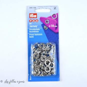 Recharge boutons pressions jersey - Prym ® Prym ® - 1