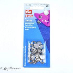 Recharge boutons pressions jersey nacrés - Prym ®