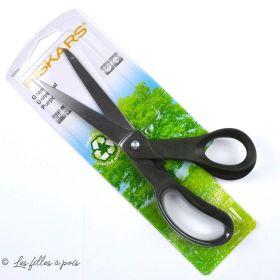 Ciseaux Fiskars ® classic universels  recyclés - 21cm