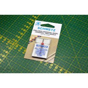 Aiguilles SCHMETZ® universelle double 2mm 80