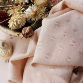 Tissu crêpe de viscose Diamond - Atelier Brunette ® Atelier BRUNETTE ® - Tissus - 17