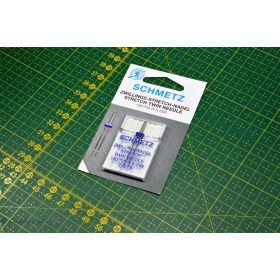 Aiguilles SCHMETZ® stretch double 2.5mm 75