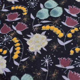 "Tissu coton motif fleurs ""Belinda's Herb"" - Henry Alexander ® Alexander HENRY Fabrics ® - 8"