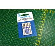 Aiguilles universelles HDK enfilage simplifié machine à coudre 80/12 - Schmetz ®