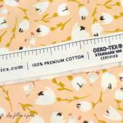 "Tissu coton motif fleurs ""The Open Road"" de Bonnie Christine - Oekotex - AGF ® Art Gallery Fabrics ® - 8"