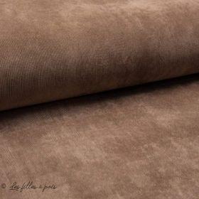 Tissu velours milleraies Autres marques - Tissus et mercerie - 2