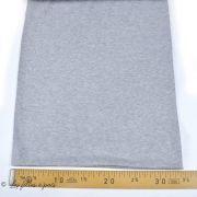 Bord côtes jersey tubulaire - 25cmx70cm  - Oeko-Tex ®  - 16