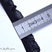 Élastique festonné résille lingerie - 3