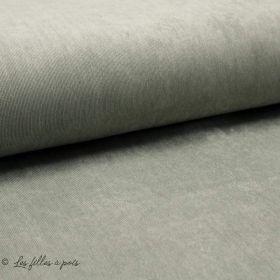 Tissu velours milleraies Autres marques - 2