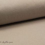 Bord côtes jersey tubulaire - 25cmx70cm  - Oeko-Tex ®  - 24