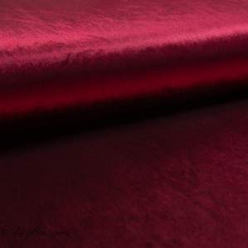 Tissu velours stretch