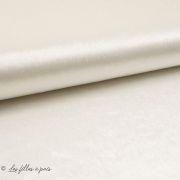 Tissu velours satiné stretch Autres marques - 19