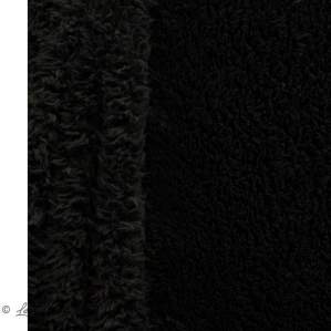 Tissu sherpa double face Autres marques - 32