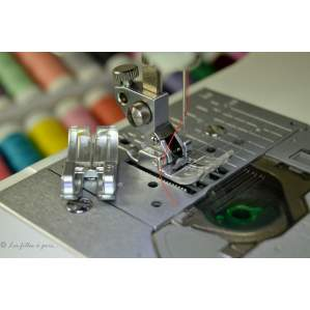 Pied de biche machine à coudre zig zag standard PFAFF ® compatible IDT ® - 1