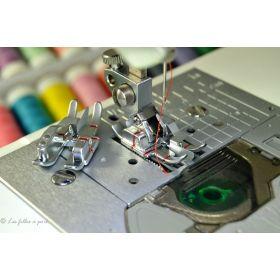 Pied de biche machine à coudre piquage dans la couture pour PFAFF ® - 1