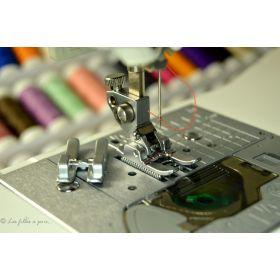Pied de biche machine à coudre ouvert pour PFAFF compatible IDT - 1
