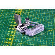 Pied de biche machine à coudre pose biais avec bras pour montage oblique - 1