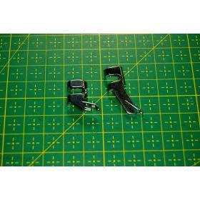 support pied de biche 2mm haut