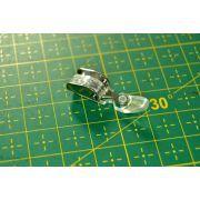 Pied de biche machine à coudre fermeture éclair et passepoil pour support 2mm et oblique - 2