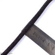 Cordon lurex rond- 7mm  - 5