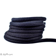 Cordon coton rond - 8mm  - 4