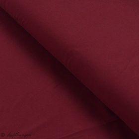 Tissu jersey coton uni - Oeko-Tex ® et GOTS Autres marques - 52