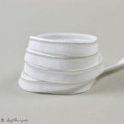 Passepoil élastique satiné - 12mm - 4