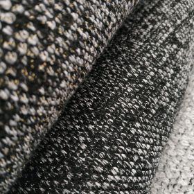 Tissu tricot bouclette lurex