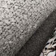 Tissu tricot bouclette