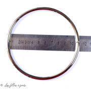 Anse de sac en métal - Lot de 2 - 11mm  - 6