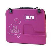 Cover / Case boite de transport - ALFA ALFA ® - 12