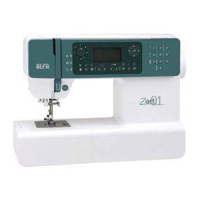 Machine à coudre électronique Zart 01 - ALFA ALFA ® - Machines à coudre, à broder, à recouvrir et à surjeter - 1