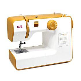 Machine à coudre Compakt 100 - ALFA ALFA ® - Machines à coudre, à broder, à recouvrir et à surjeter - 2