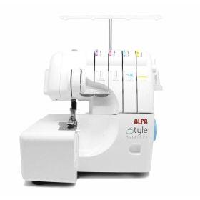 Surjeteuse 8708 - ALFA ALFA ® - Machines à coudre, à broder, à recouvrir et à surjeter - 1