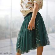 Tutoriel couture : créez votre jupe en tulle souple en 1h30 La Sélection - Les Filles à Pois - 1