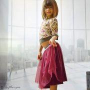 Tutoriel couture : créez votre jupe en tulle souple en 1h30 La Sélection - Les Filles à Pois - 3
