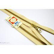 Fermeture Eclair ® - maille laiton - Oeko-Tex ®