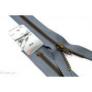 Fermeture Eclair ® Spécial jeans - maille laiton - Oeko-Tex ® Fermetures Eclair - Prym ® - 6