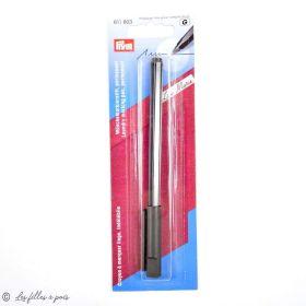 Crayon à marquer le linge indélébile noir - Prym ®